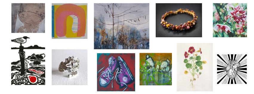 Stanley Artists - Perthshire Open Studios 2016