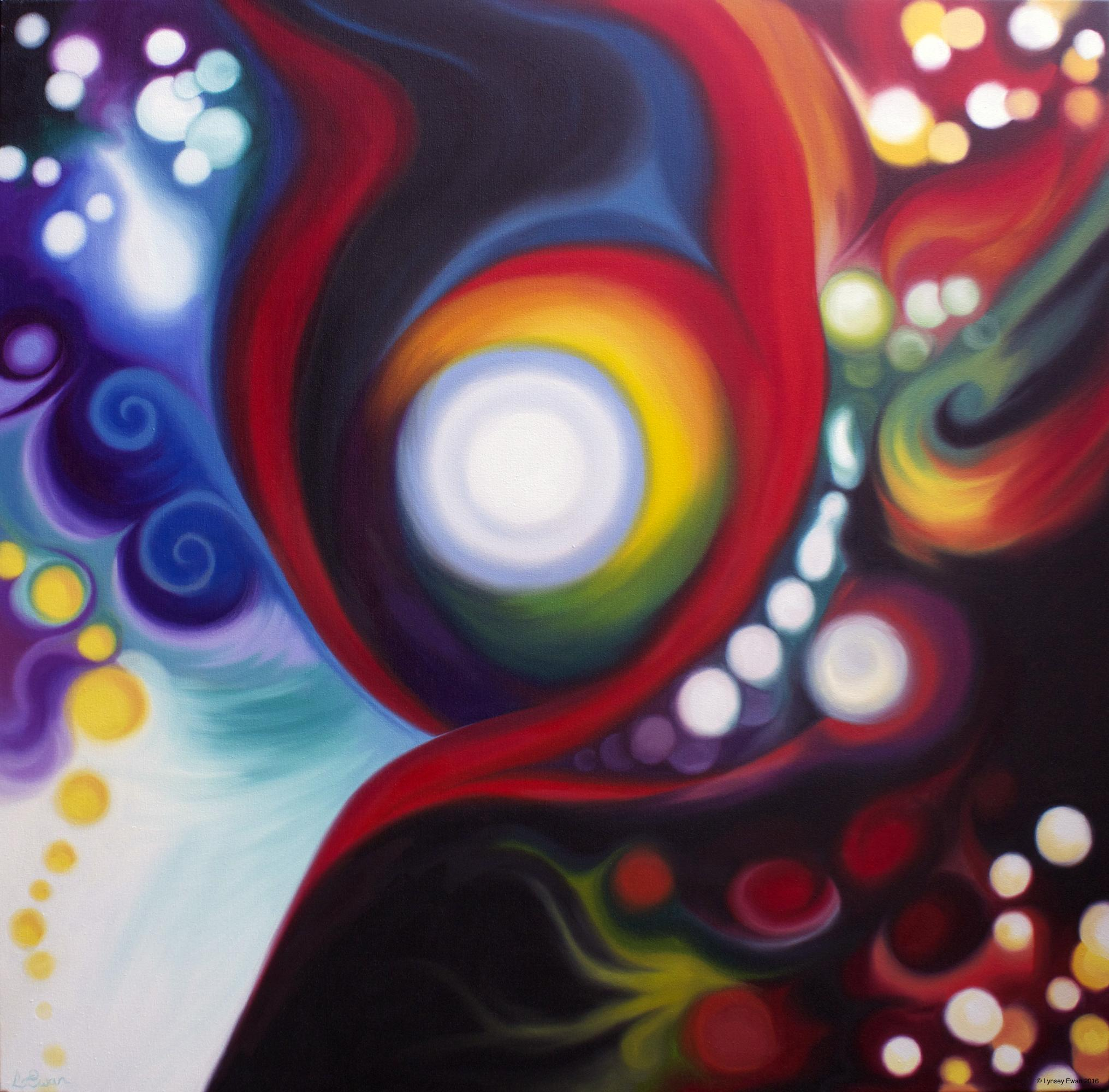 oil painting by Lynsey Ewan Artist