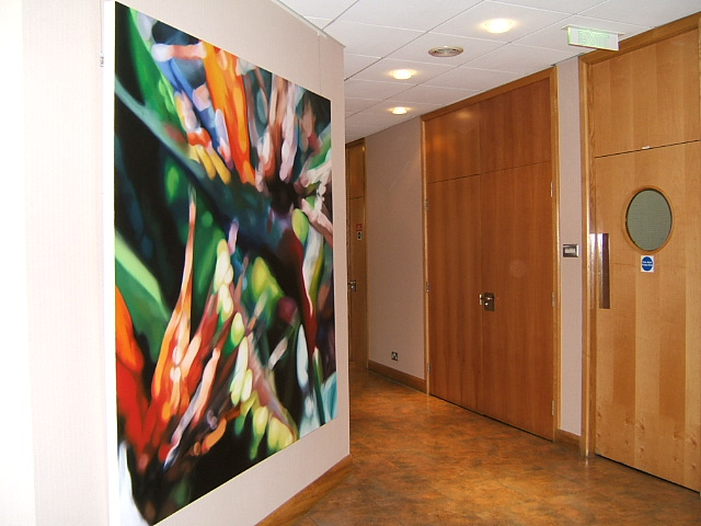 corporate art leasing - Lynsey Ewan Artist